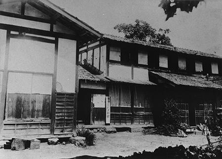 猪苗代日新館の校舎